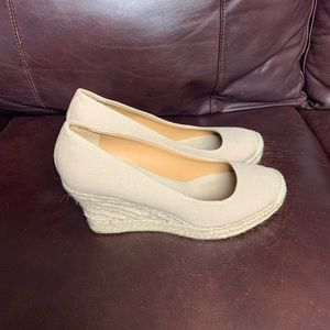 J. Crew Shoes - Jcrew wedge shoes